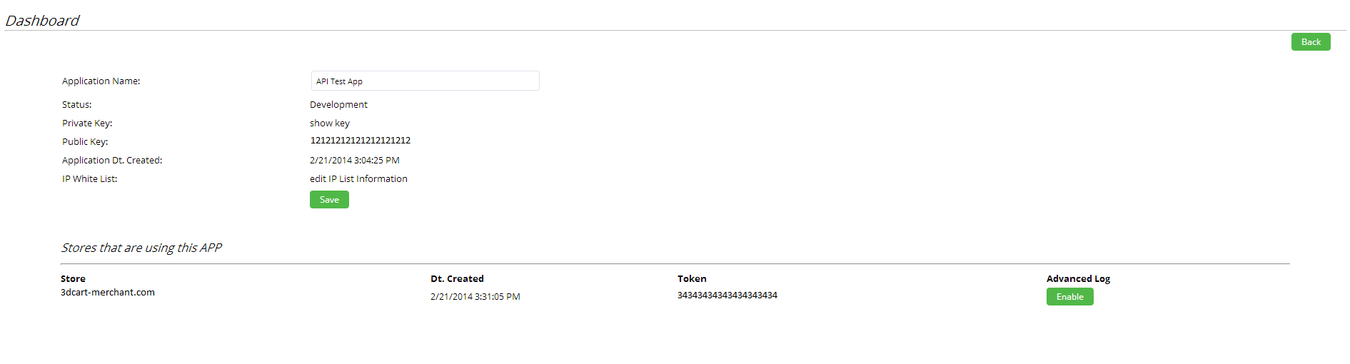 3dcart REST API
